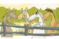 singing-horses